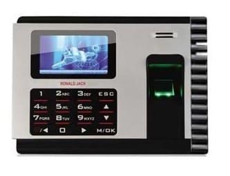 máy chấm công vân tay và thẻ từ ronald jack x928 ronald jack x938 digiplus.vn