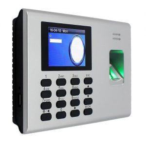 máy chấm công vân tay và thẻ từ ronald jack rj1200 ronald jack rj1300