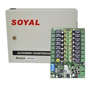 Bộ phân tầng thang máy Soyal AR 401RO16