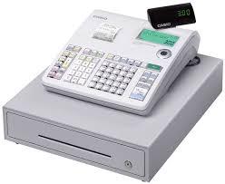 Máy tính tiền CASIO SE S300