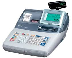 Máy tính tiền CASIO TE 3000S