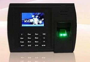 máy chấm công wifi ronald jack 5000tc
