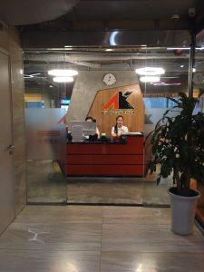 Digiplus.vn triển khai lắp đặt Máy chấm công kiểm soát cửa Ronald Jack F18 tại AK Fitness Yoga