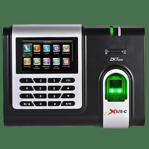 Máy chấm công Vân tay ZKTeco X628C