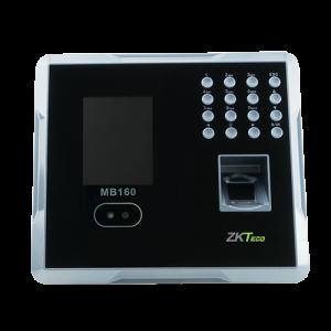 Máy chấm công và kiểm soát cửa khuôn mặt ZKTeco MB160