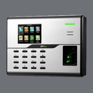Máy chấm công vân tay và thẻ ZKTeco UA860