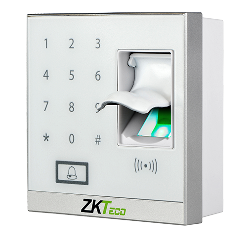 Thiết bị kiểm soát ra vào độc lập ZKTECO X8 BT