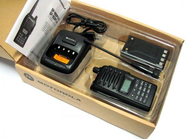 Bộ đàm MOTOROLA GP 7500 Hợp Sóng UHF VHF