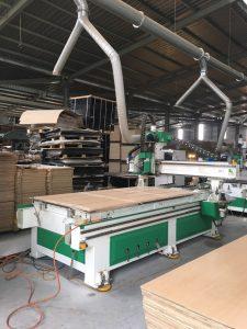 Digiplus lắp đặt máy chấm công tại Công ty EAGLE INDUSTRIES KCN Nguyên Khê Đông Anh 4