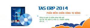 phan mem cham cong TAS ERP 2014