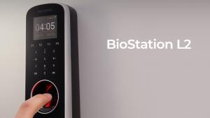Máy chấm công và kiểm soát cửa Suprema BioStation L2 - BSL2-OM