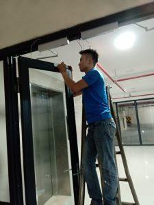 Digiplus lắp đặt hệ thống kiểm soát cửa ra vào tại Tòa nhà Golden Field
