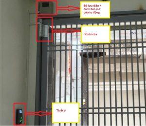 Tự sửa chữa, tự khắc phục lỗi hệ thống kiểm soát cửa ra vào