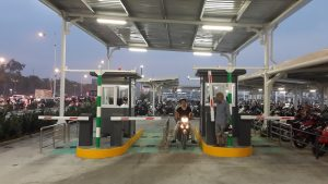 Báo giá chi phí xây dựng giải pháp hệ thống bãi đỗ xe thông minh