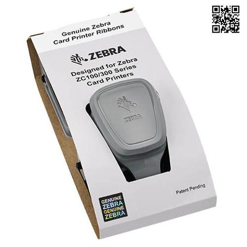 Ruy băng màu Zebra ZC300