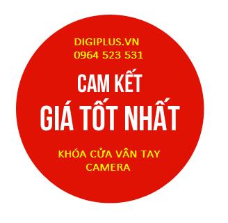 Bộ khóa cửa vân tay 02 camera 2M cho nhà trọ nhà cho thuê văn phòng