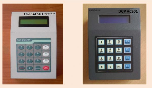 bộ mã hóa thẻ từ DGP ACS01