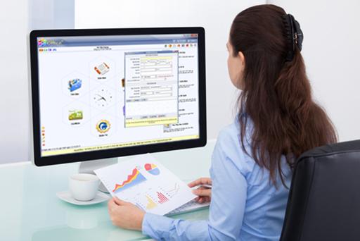 Sử dụng phần mềm chấm công góp phần nâng cao tính chuyên nghiệp cho công ty