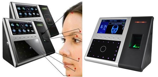 Hệ thống kiểm soát cửa dùng khuôn mặt