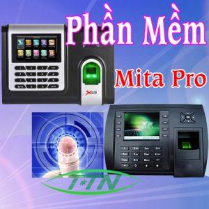 phan mem may cham cong mita pro