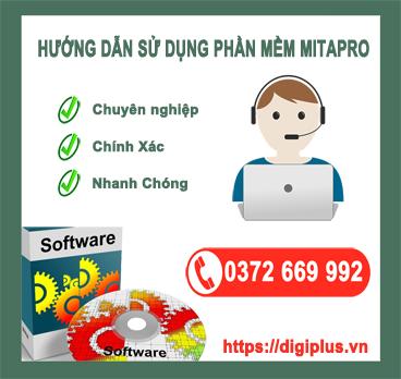 phần mềm chấm công mita5v2